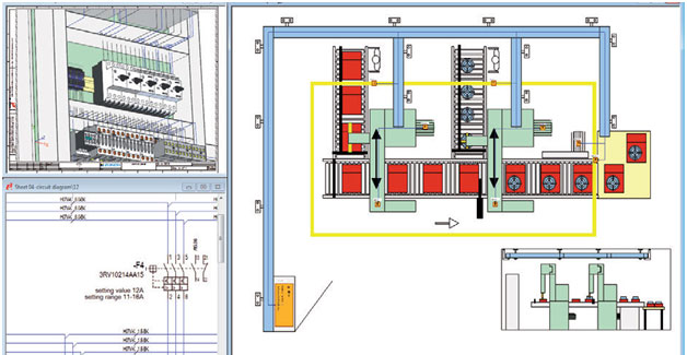 Electrical Wiring Design Software | E3.topology
